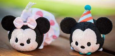 Happy Birthday Tsum Tsum