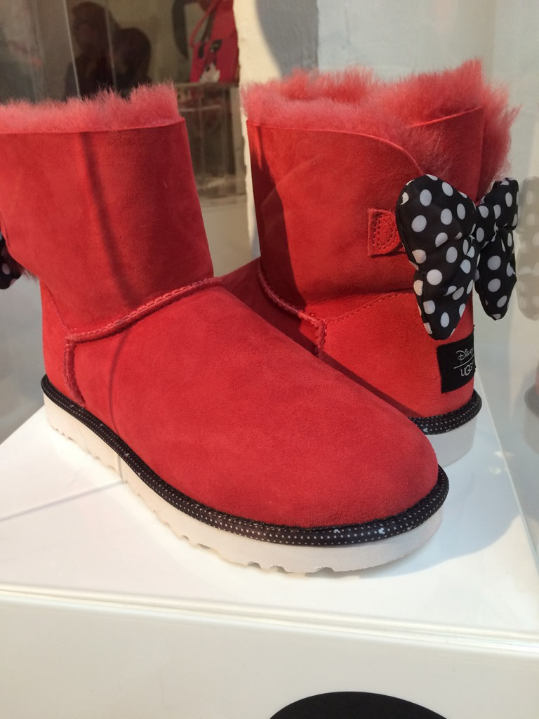 UGG Australia Minnie Mouse Collection, available now