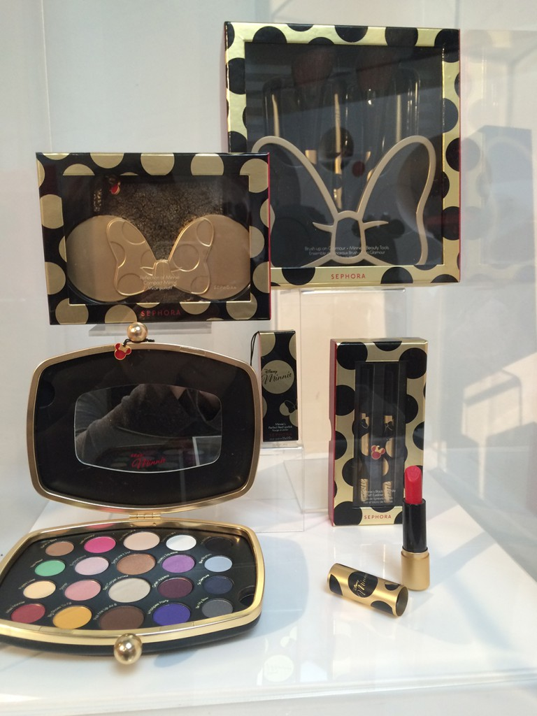 Disney Minnie Beauty by Sephora Collection, available April 2016