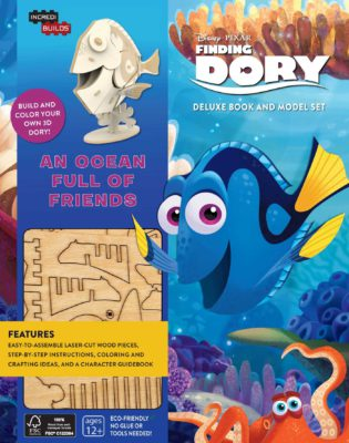 Incredibuilds Finding dory