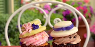 Dapper Day Cupcakes